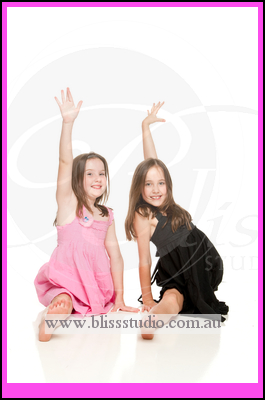 childrens portraits bliss studio perth