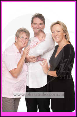 family portraits perth