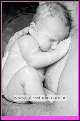 perth newborn portraits